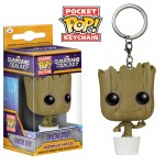 Pocket Pop! Keychain: Guardians Of The Galaxy - Baby Groot