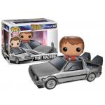 Pop! Movies: Back To The Future - Delorean