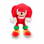 PELUCHE - SONIC THE HEDGEHOG - KNUCKLES 30CM