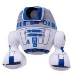 Peluche - Star Wars - R2-D2 18cm