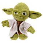 Peluche - Star Wars - Yoda 18cm