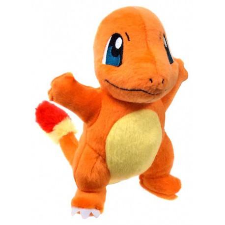 Peluche - Pokemon XY - Salameche 22cm