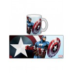 MUG - MARVEL AVENGERS - CAPTAIN AMERICA 300ML