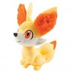 Peluche - Pokemon - Feunnec Happy 22cm