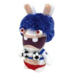 Peluche - Lapins Cretins - Supporter Sonore 18cm