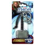 Porte-Cle - Marvel - Thor 2 Hammer Metal