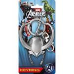 Porte-Cle - Marvel - Loki Helmet Metal