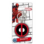 Porte-Cle - Marvel - Deadpool Metal