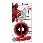 Porte-Cle - Marvel - Deadpool Metal