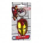 Porte-Cle - Marvel - Iron Man Color Mask Metal