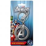 Porte-Cle - Marvel - Avengers Logo Metal