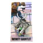 Porte-Cle - Marvel - Gant de l'Infini Metal