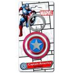 Porte-Cle - Marvel - Captain America Metal