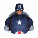Tirelire - Marvel - Captain America 20cm