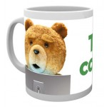 MUG - TED - TED IS COMING 290ML