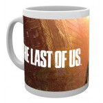 MUG - THE LAST OF US - KEY ART 290ML