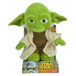 Peluche - Star Wars - Yoda 25cm