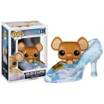 Pop! Disney: Cinderella Live Action - Gus Gus In Slipper