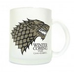 Mug - Game Of Thrones - Stark Transparent 320ml