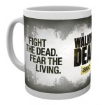 MUG - THE WALKING DEAD - FIGHT THE DEAD 290ML