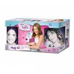 Mug - Violetta - Pack 2 Mugs 320ml