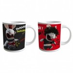 Mug - Lapins Crétins - Pack 2 Mugs 320ml