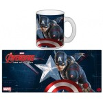 Mug - Marvel Avengers 2 - Captain America 300ml