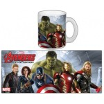Mug - Marvel Avengers 2 - Team 1 300ml
