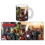 Mug - Marvel Avengers 2 - Team 2 300ml