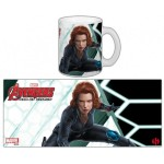 Mug - Marvel Avengers 2 - Black Widow 300ml