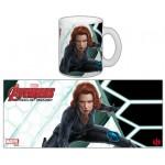 Mug - Marvel Avengers 2 - Black Widow 300ml
