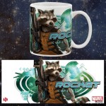 Mug - Gardiens De La Galaxie - Rocket 300ml