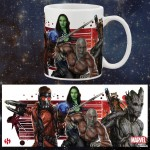 Mug - Gardiens De La Galaxie - Team 300ml