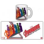 Mug - Marvel Avengers 2 - Pop Art 300ml