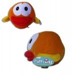 Peluche - Flappy Bird - Orange Bird 15cm