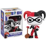 Pop! Heroes: Harley Quinn With Mallet