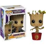 Pop! Marvel: Guardians Of The Galaxy - Dancing Groot Ravagers Edition