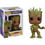 Pop! Marvel: Guardians Of The Galaxy - Groot Extra Mossy