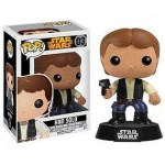 Pop! Star Wars: Han Solo