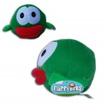 Peluche - Flappy Bird - Green Bird 15cm