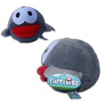 Peluche - Flappy Bird - Grey Bird 15cm