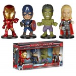Mini Wacky Wobblers Set: Avengers 2