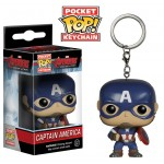 Pocket Pop! Keychain: Avengers 2 - Captain America