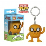 Pocket Pop! Keychain: Adventure Time - Jake