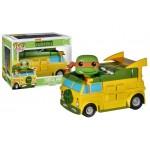 Pop! Rides: TMNT - Turtle Van