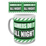 Mug - Fun - Gaming All Night 290ml