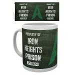 Mug - Arrow - Iron Heights Prison 290ml