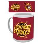Mug - The Flash - Lighning Strikes 290ml