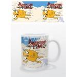 Mug - Adventure Time - Jake & Finn Flying 315ml