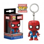 Pocket Pop! Keychain: Spiderman - Spiderman